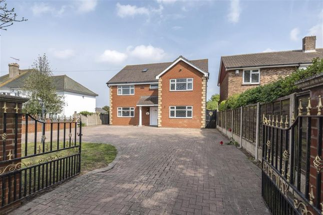 Thumbnail Detached house for sale in City Way, Rochester
