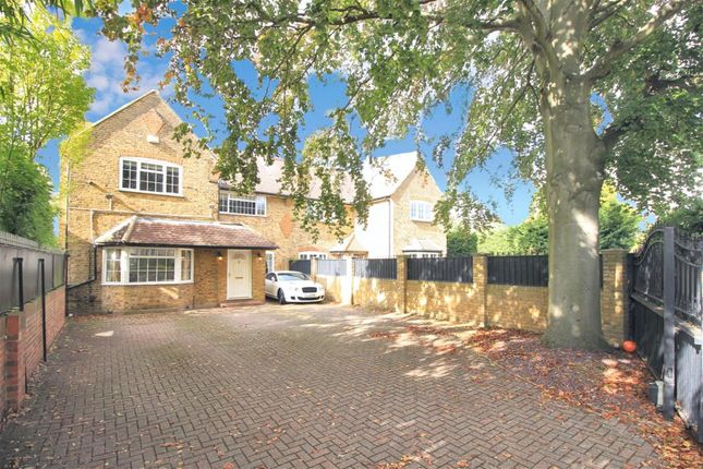 Thumbnail Semi-detached house for sale in Jersey Road, Osterley