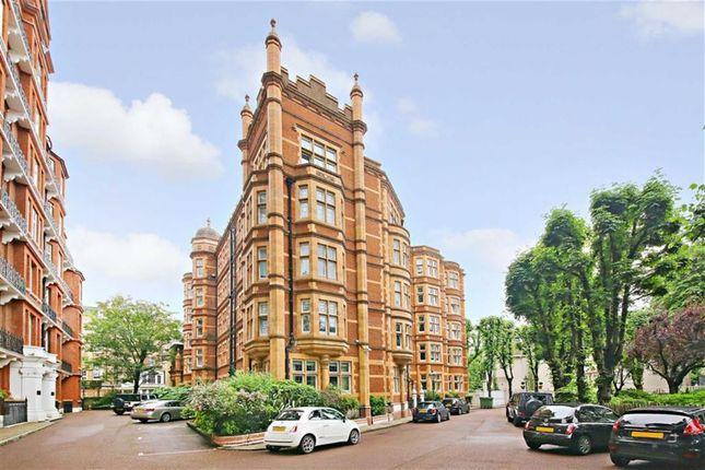Thumbnail Flat to rent in Hyde Park Gate, Kensington, London