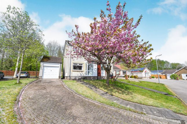 Thumbnail Semi-detached house for sale in Ochil Court, Irvine