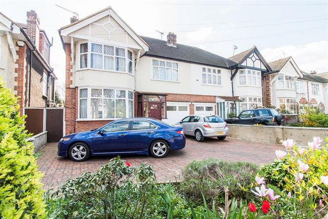 Thumbnail Property for sale in Rosemont Road, West Acton, London