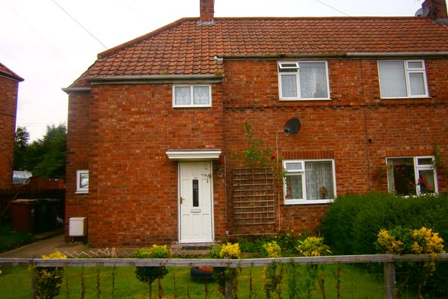 Thumbnail Semi-detached house to rent in White Cross, Hexham
