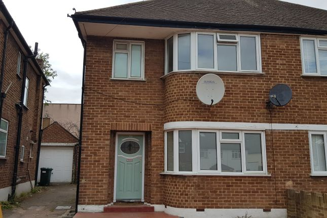 Semi-detached house to rent in Bittacy Rise, Mill Hill