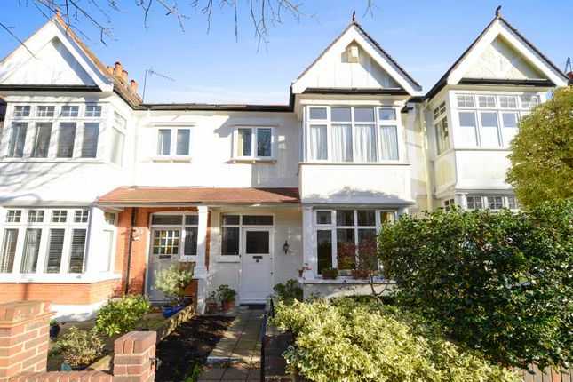 3 bed terraced house for sale in Lindfield Road, London