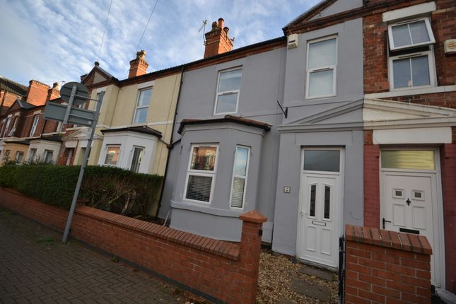 Thumbnail Terraced house to rent in Rushworth Avenue, West Bridgford, Nottingham