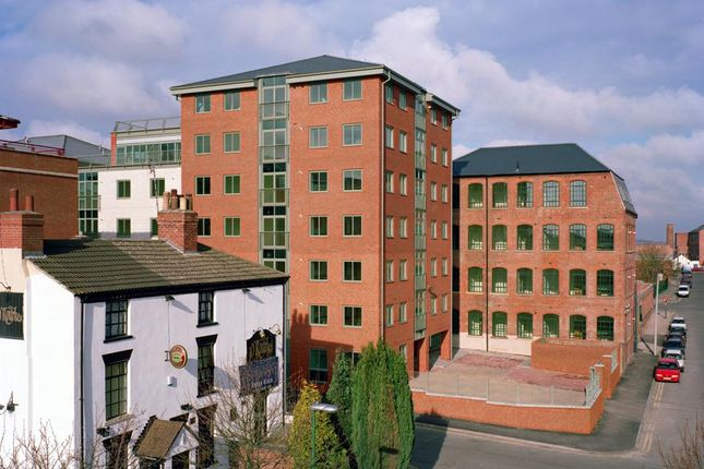 Thumbnail Flat to rent in Raleigh Street, Nottingham