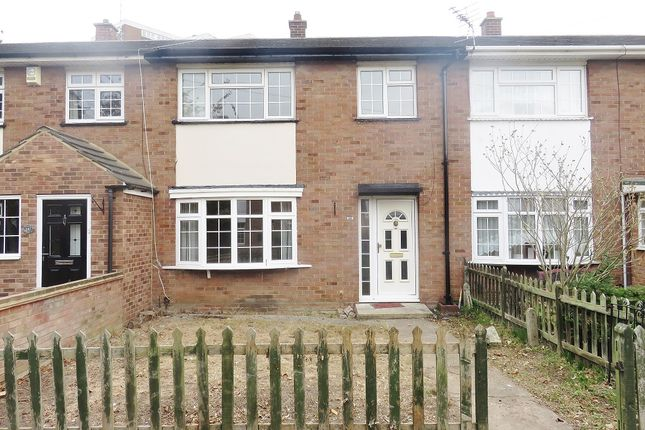 Thumbnail Terraced house to rent in Godman Road, Grays