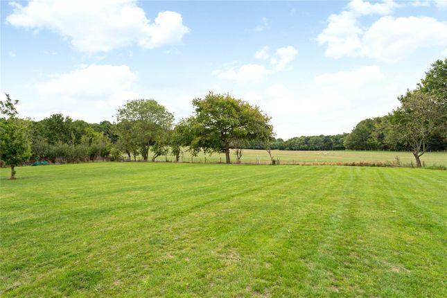 Garden of Puttenden Road, Shipbourne, Tonbridge, Kent TN11