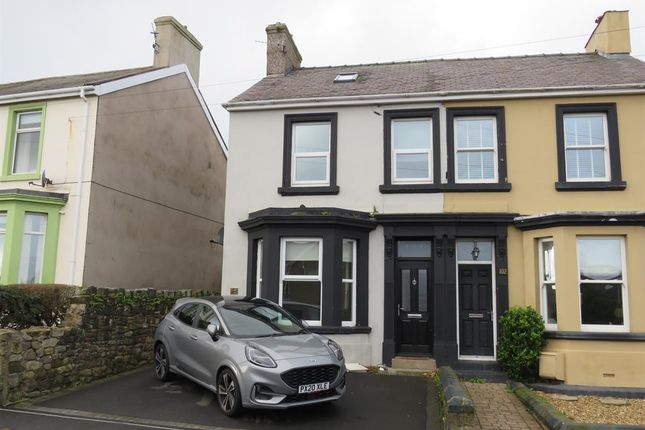 Thumbnail Semi-detached house for sale in High Road, Whitehaven