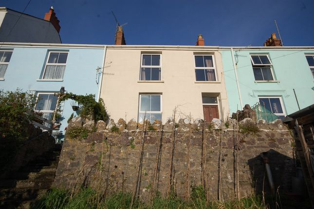 3 bed terraced house for sale in Giltar Terrace, Penally, Tenby SA70