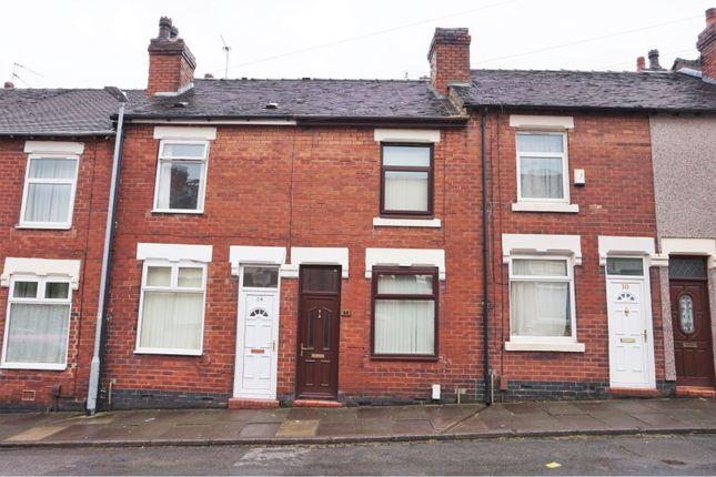 Front of Harold Street, Stoke-On-Trent ST6
