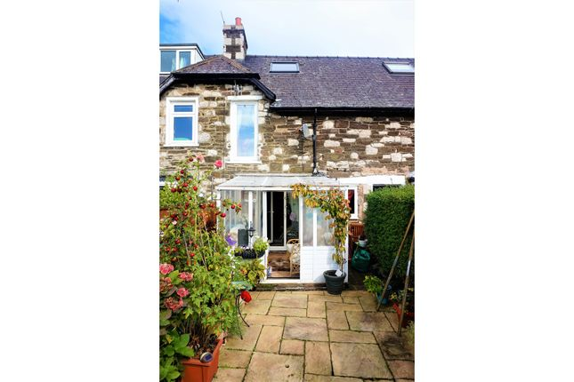 Thumbnail Terraced house for sale in Glan Y Mor Road, Llandudno Junction