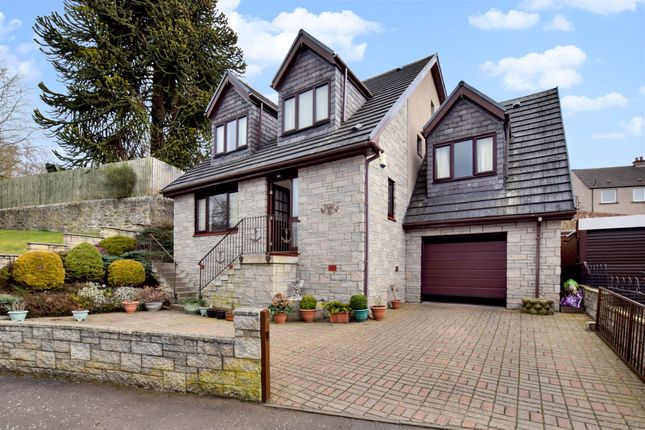 Thumbnail Detached house for sale in Craigower Crescent, Pitlochry
