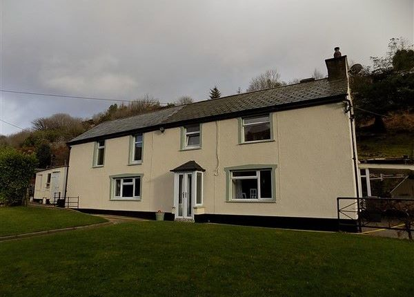 Detached house for sale in Reservoir Road, Beaufort, Ebbw Vale