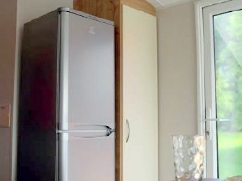 Kitchen of Silverhill Holiday Park, Lutton Gowts, Lutton, Spalding, Lincolnshire PE12