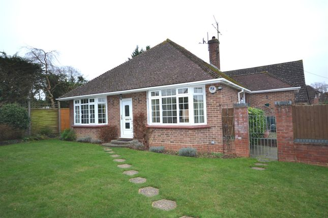 Thumbnail Detached bungalow for sale in Park Avenue, Old Basing, Basingstoke