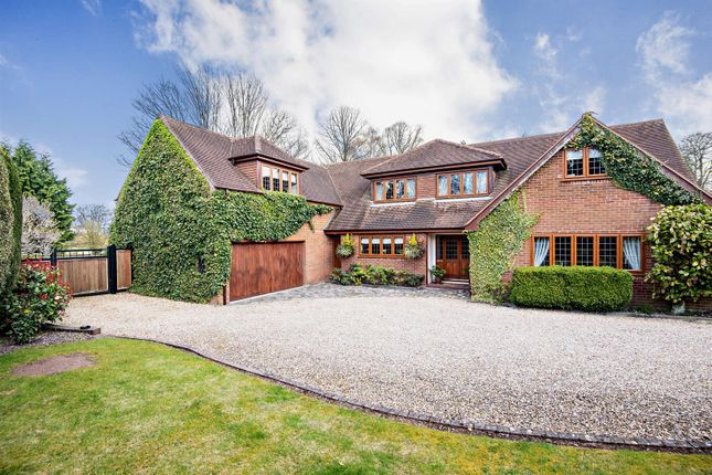 Thumbnail Detached house for sale in Stonehouse Drive, Little Aston, Sutton Coldfield