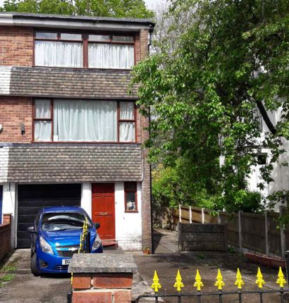 Thumbnail Semi-detached house for sale in Fairfield Crescent, Fairfield, Liverpool