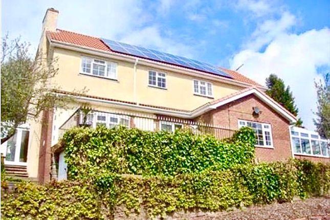 Thumbnail Detached house for sale in Croescade Lane, Llantwit Fardre