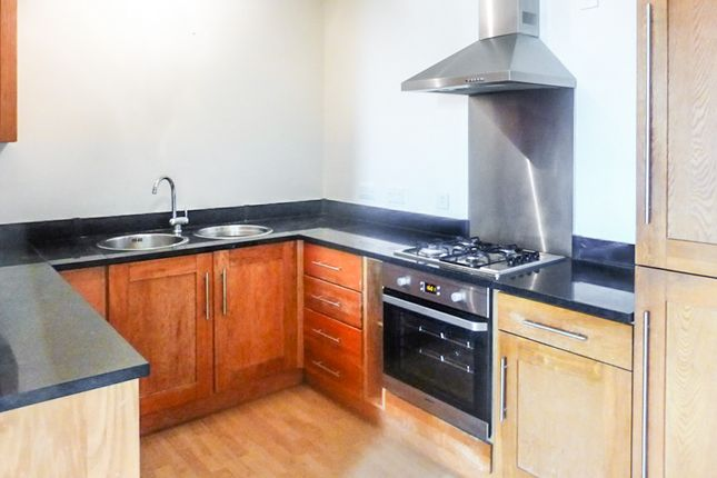 Thumbnail Flat for sale in Junior Street, Leicester
