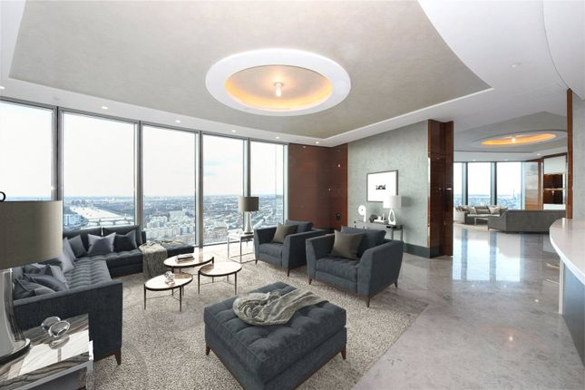 Thumbnail Flat for sale in St. George Wharf, Nine Elms Lane, London