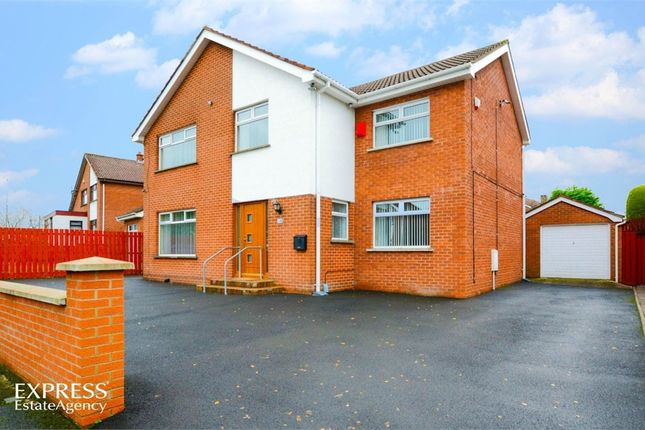 Thumbnail Detached house for sale in Dorchester Gardens, Newtownabbey, County Antrim