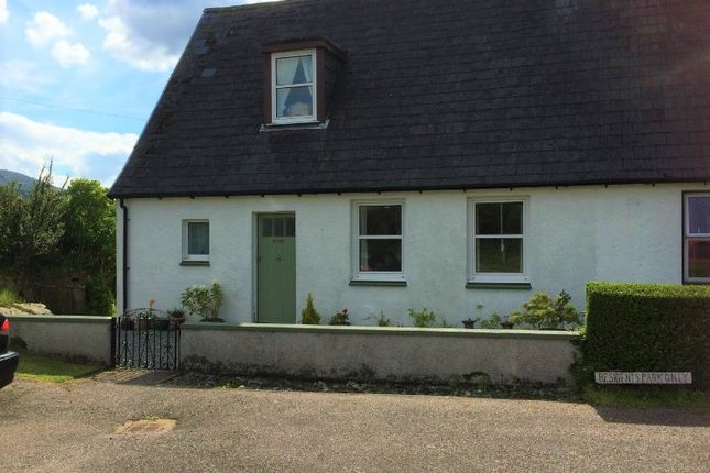 Thumbnail End terrace house for sale in Heathmount Place, Kyle Of Lochalsh