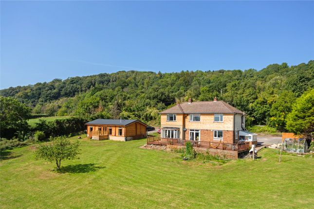 Thumbnail Detached house for sale in Hill Lane, Tickenham, Clevedon, Avon
