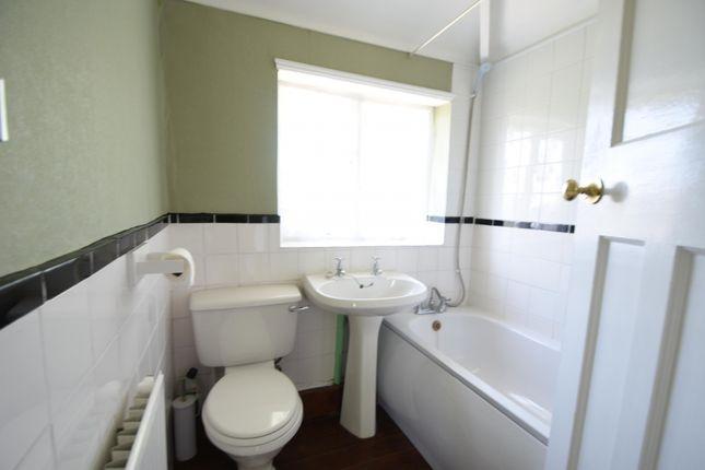 Bathroom of Leslie Avenue, Beeston NG9