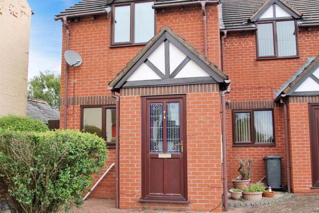 Thumbnail End terrace house to rent in Rectory Road, Redditch