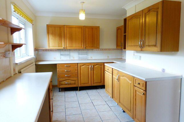 Thumbnail Semi-detached house to rent in Darren Las, Merthyr Vale, Merthyr Tydfil