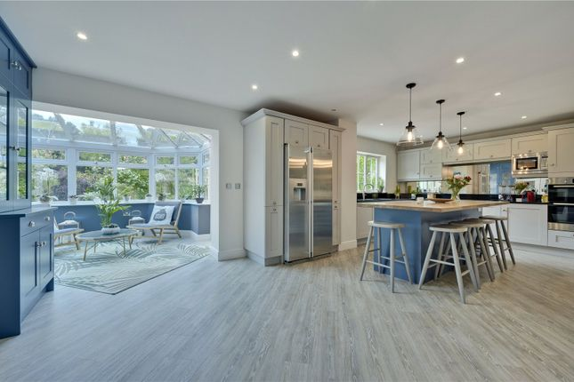 Thumbnail Detached house for sale in Redruth Gardens, Claygate, Esher, Surrey