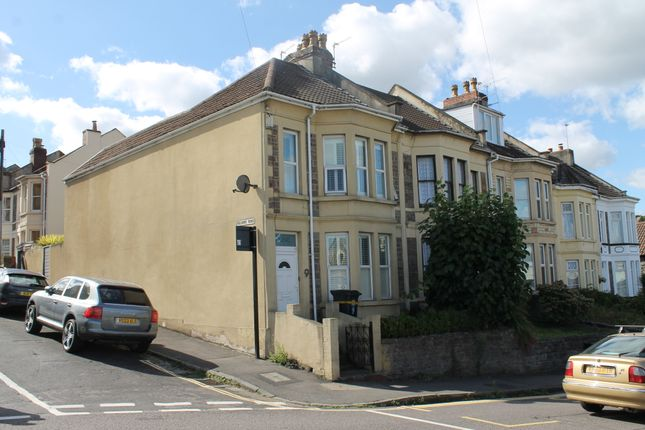 Thumbnail End terrace house to rent in Sandy Park Road, Brislington, Bristol