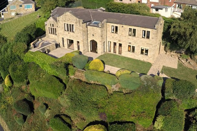 Thumbnail Detached house for sale in Common End Lane, Lepton, Huddersfield