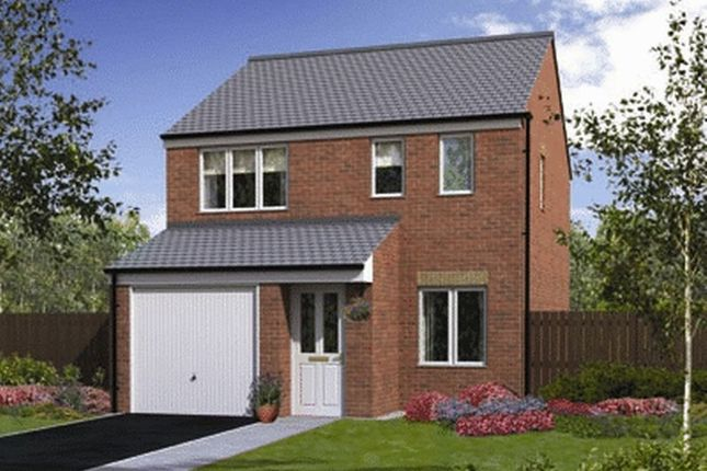 Thumbnail Detached house for sale in The Rufford At The Fairways, Burringham Road, Scunthorpe