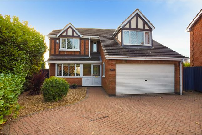 Thumbnail Detached house for sale in Grizedale Close, Brizlincote Valley