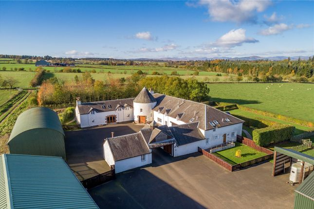 Thumbnail Detached house for sale in Kirktonlees, Castleton Road, Auchterarder, Perthshire