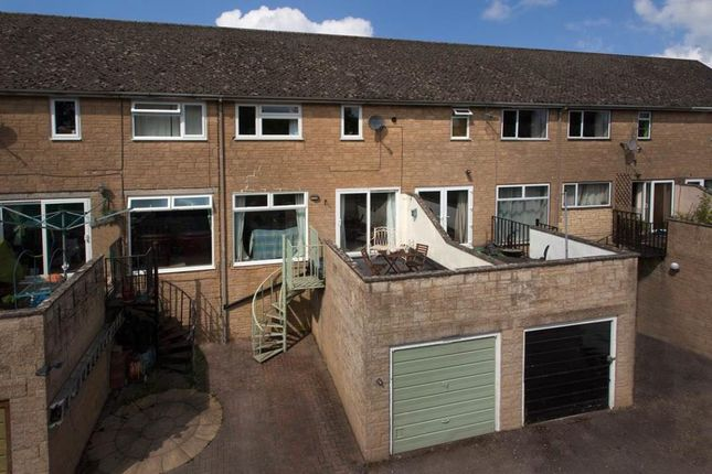 Thumbnail Terraced house for sale in North Street, Middle Barton