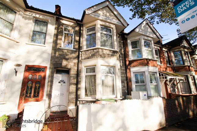 Thumbnail Terraced house for sale in Prince Regent Lane, Plaistow