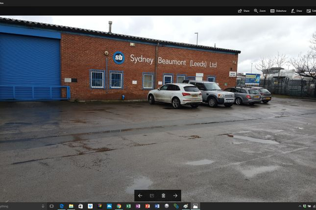 Thumbnail Light industrial for sale in Sydenham Road, Leeds
