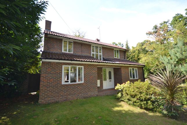 Thumbnail Detached house for sale in Sheerwater Road, Woodham, Addlestone