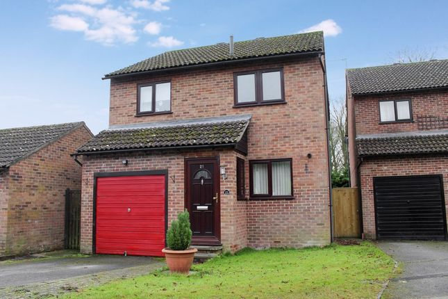 Thumbnail Detached house for sale in Child Street, Lambourn, Hungerford