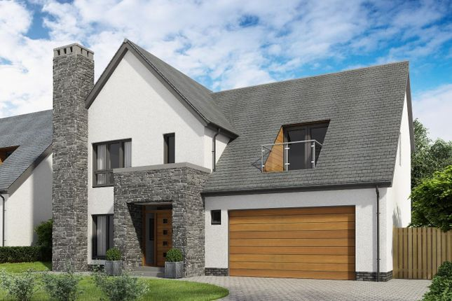 Thumbnail Detached house for sale in Adamton, Monkton, Prestwick