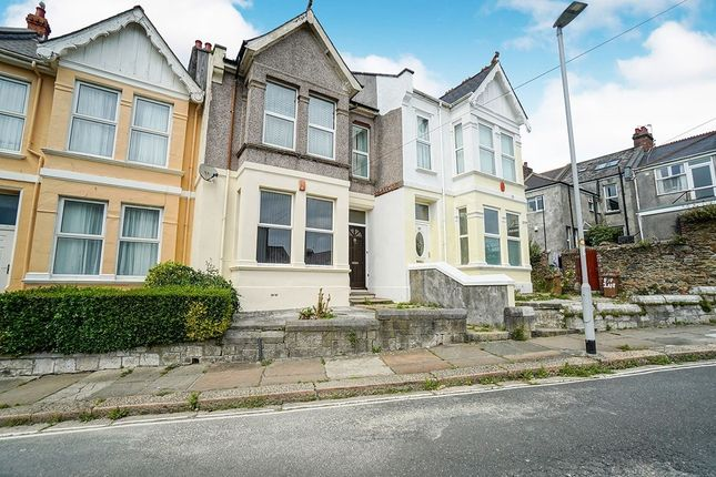 Front of St. Leo Place, Plymouth, Devon PL2