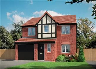 Thumbnail Detached house for sale in Swanlow Lane, Winsford