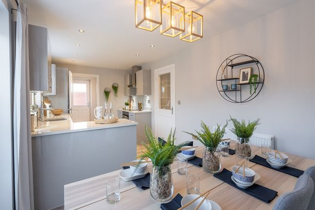 """Thumbnail Detached house for sale in """"The Clayton Corner  """" at Ixworth Road, Thurston, Bury St. Edmunds"""