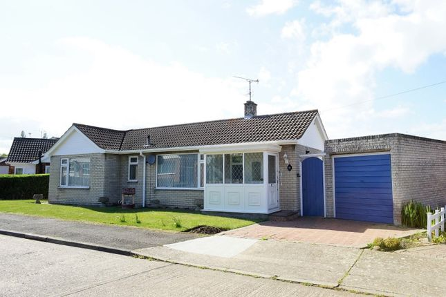 Thumbnail Detached bungalow for sale in Argyle Close, Rochester