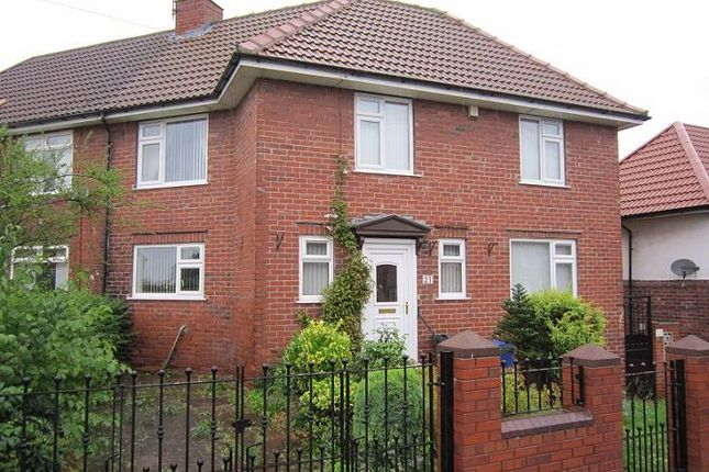 Thumbnail Semi-detached house to rent in Windsor St, Thurnscoe, Rotherham