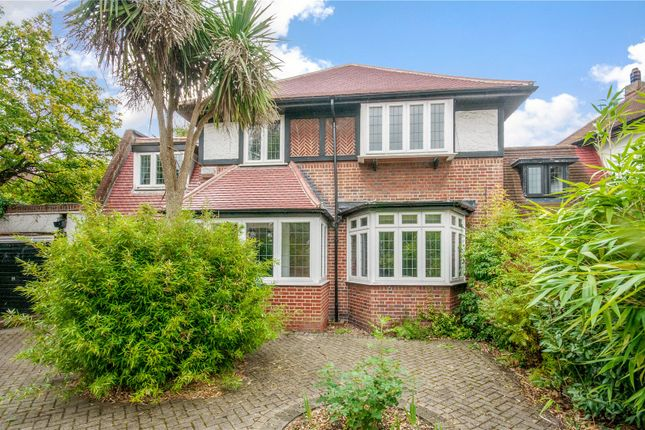 Thumbnail Link-detached house for sale in Cedarhurst Drive, Eltham, London
