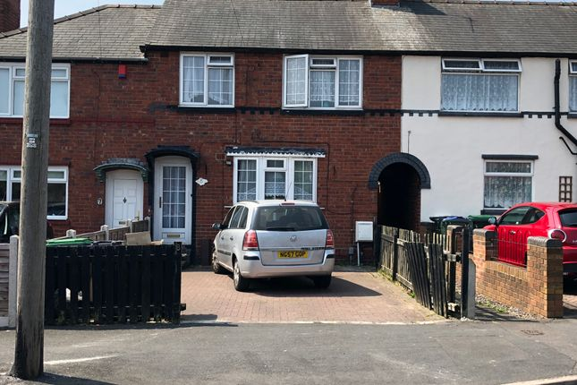 Thumbnail Terraced house to rent in Hollydale Road, Rowley Regis